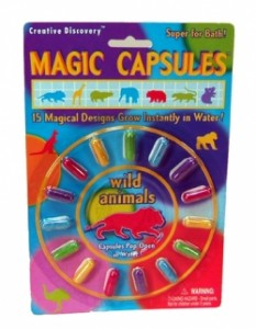 Magic Capsules